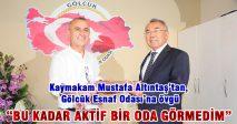 """""""BU KADAR AKTİF BİR ODA GÖRMEDİM"""""""