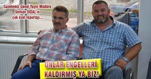 ONLAR ENGELLERİ  KALDIRMIŞ YA BİZ!