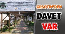 GESOTİM'DEN DAVET VAR