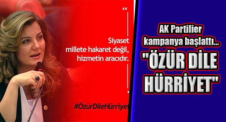 """""""ÖZÜR DİLE HÜRRİYET"""""""