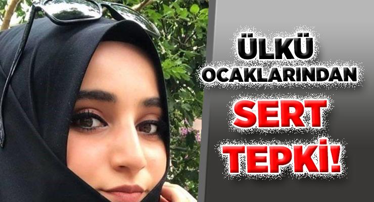 ÜLKÜ OCAKLARINDAN SERT TEPKİ!