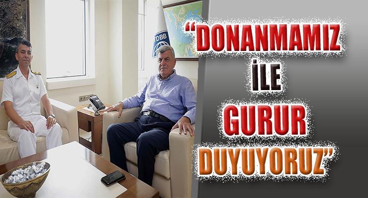 """""""DONANMAMIZ İLE GURUR DUYUYORUZ"""""""