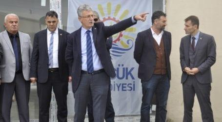 """ELLİBEŞ: """"ZORU BİRLİKTE BAŞARDIK"""""""