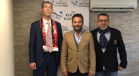 ÖZEL KOCAELİ HASTANESİ GÖLCÜKSPOR'A SPONSOR OLDU