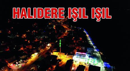 HALIDERE IŞIL IŞIL