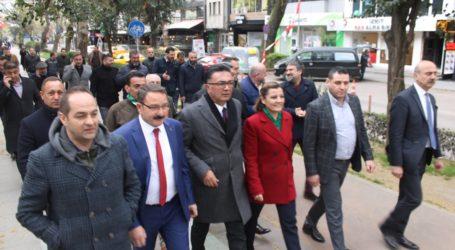 Eski MHP'li ülkücülerden Hürriyet'e destek