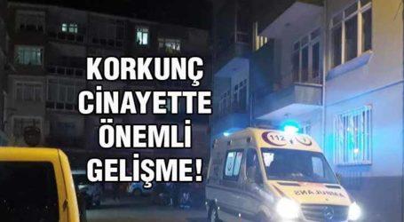 Engelli vatandaşın katil zanlısı yakalandı!