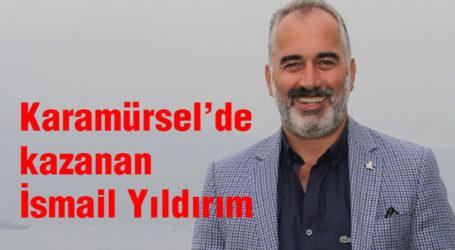 Karamürsel'de kazanan İsmail Yıldırım