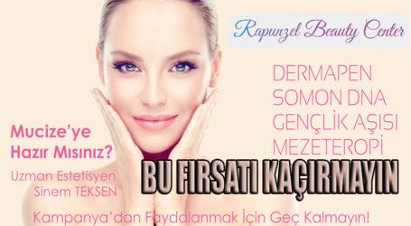 Rapunzel Beauty Center, GÜZELLEŞTİRİYOR