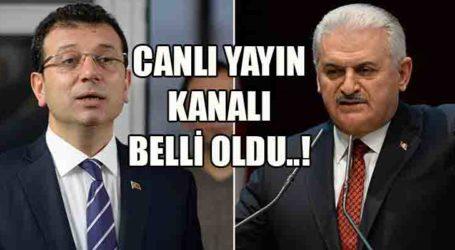 CANLI YAYIN KANALI BELLİ OLDU..!