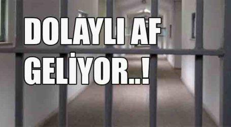 DOLAYLI AF GELİYOR..!