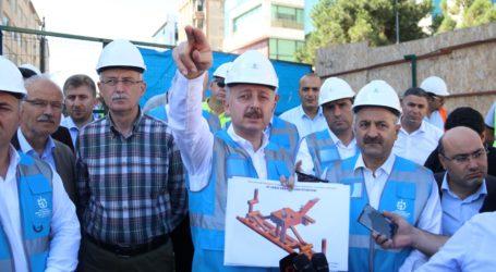 Metro Projesi, Ulaştırma ve Altyapı Bakanlığı'na devredildi