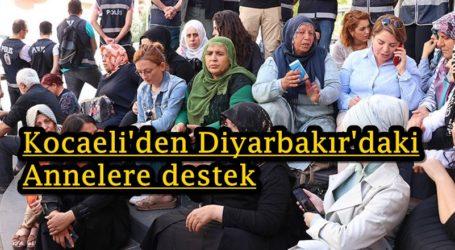 Kocaeli'den Diyarbakır'daki Annelere destek