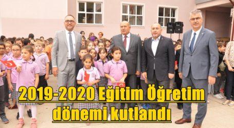 2019-2020 Eğitim Öğretim dönemi kutlandı