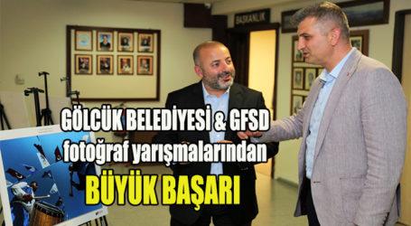 GÖLCÜK BELEDİYESİ & GFSD fotoğraf yarışmalarından BÜYÜK BAŞARI