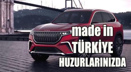 made in TÜRKİYE HUZURLARINIZDA