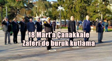 18 Mart'a Çanakkale Zaferi'de buruk kutlama