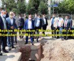 """Başkan Büyükakın,""""Köseköy'de alt yapı çalışmaları 15 Haziran'da tamamlanacak"""""""