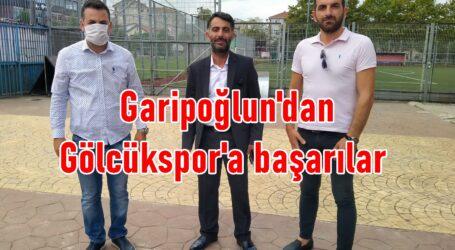 Garipoğlun'dan Gölcükspor'a başarılar