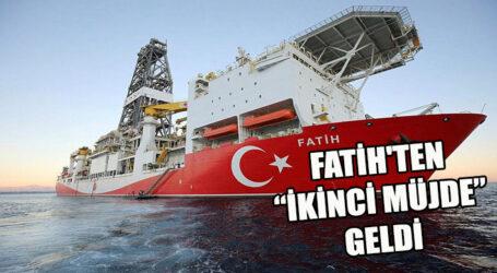 FATİH'TEN İKİNCİ MÜJDE GELDİ