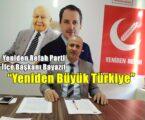 """Bayazıt """"Yeniden Büyük Türkiye"""""""