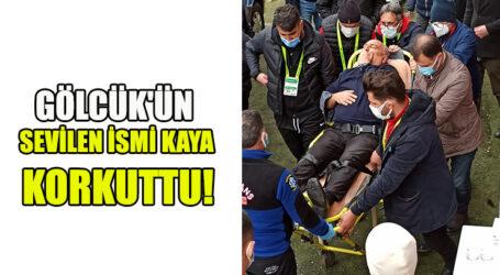 GÖLCÜK'ÜN SEVİLEN İSMİ KAYA, KORKUTTU!