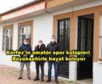 Körfez'in amatör spor kulüpleriBüyükşehirle hayat buluyor