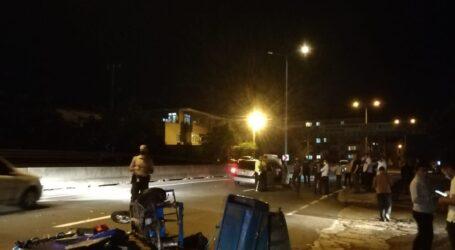 Halıdere'de Feci Kaza