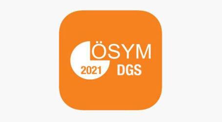 Dikey Geçiş Sınavı (2021 – DGS) Tedbirleri İle İlgili Basın Duyurusu