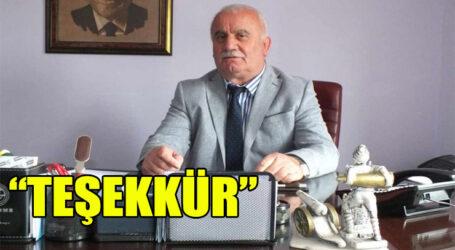 """""""TEŞEKKÜR"""""""